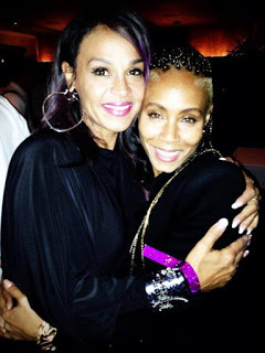 Sheree Fletcher Jada Pinkett Smith