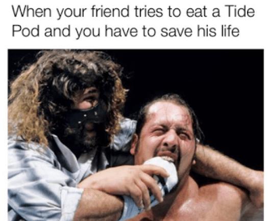 Tide Pod Meme