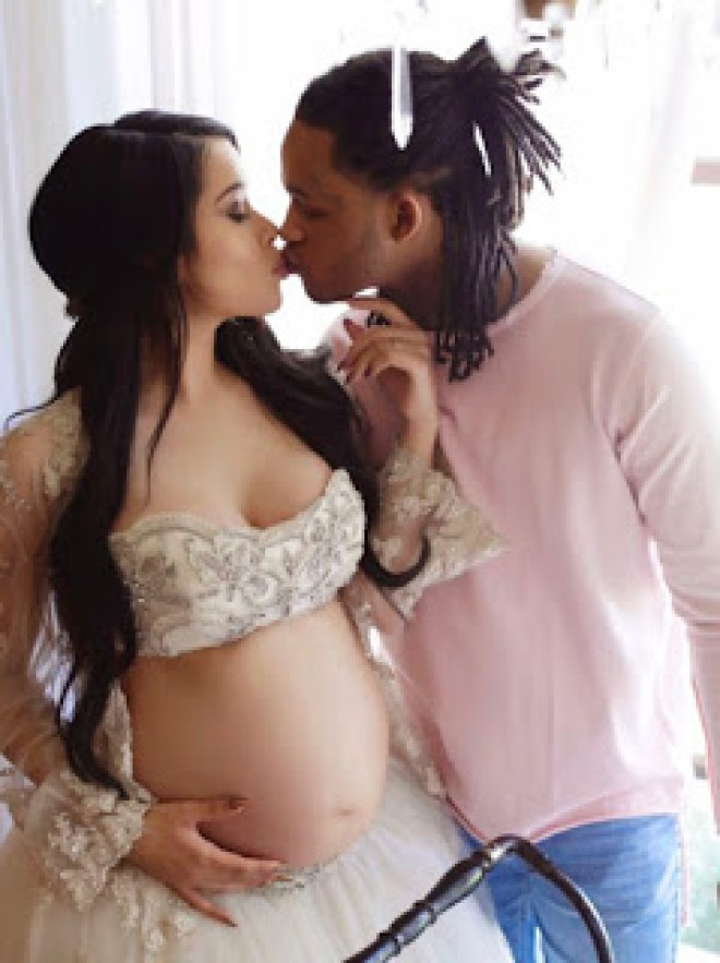 Fredo Santana Girlfriend Baby Mama