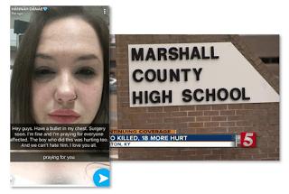 Gabe Parker Snapchat Victim Forgives Shooter
