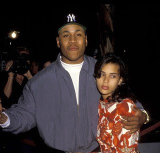 LL Cool J Kidada Jones Quincy Jones Daughter