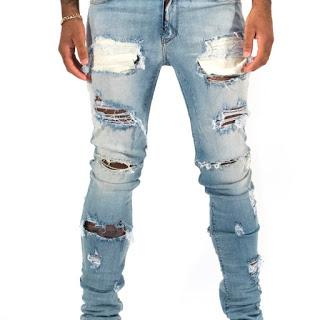Roielte Mens Jeans