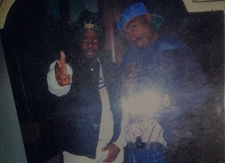 Charles Fuller Tupac Road Manager
