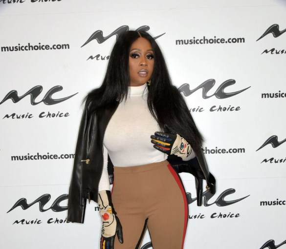 Is Remy Ma Pregnant? 2018
