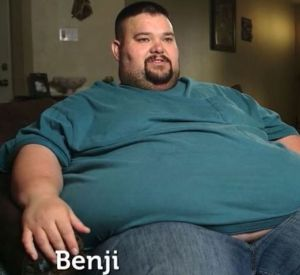 Benji Bolton My 600 lb Life Update