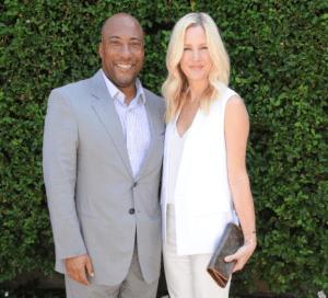 Byron Allen Wife Jennifer Lucas
