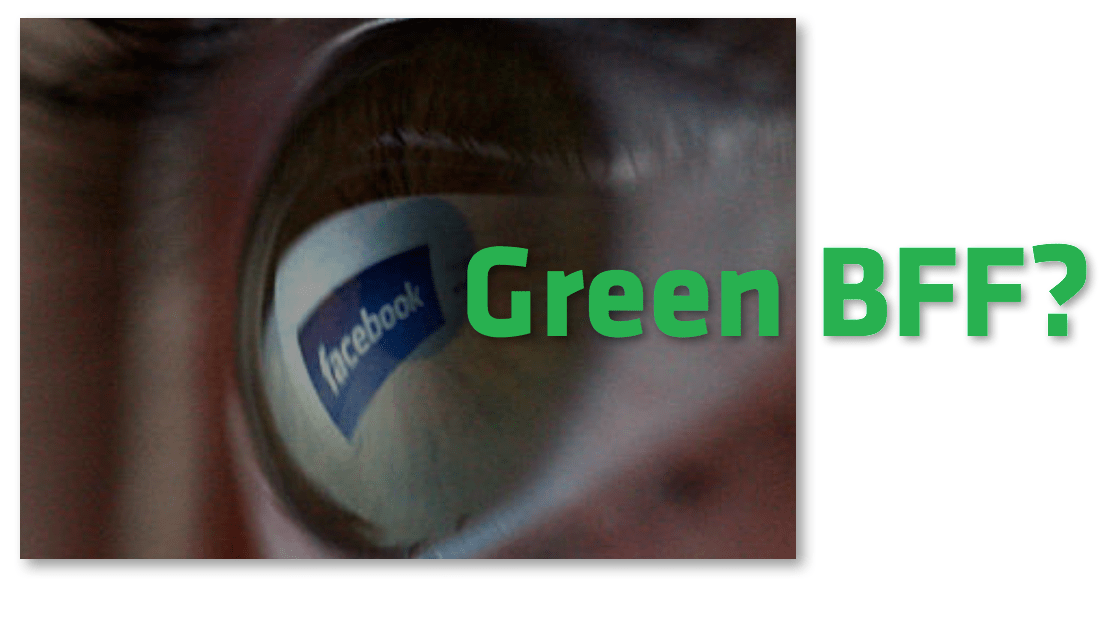 What Is Green BFF Facebook Comment?