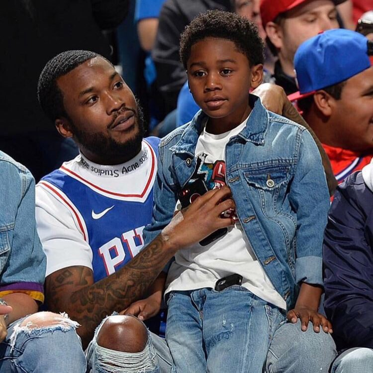Meek Mill Son Papi