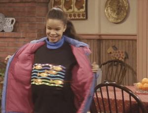 Nicolle Rochelle Cosby Show
