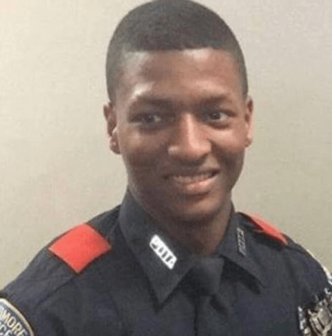 Arthur Williams Suspended Baltimore Police Officer