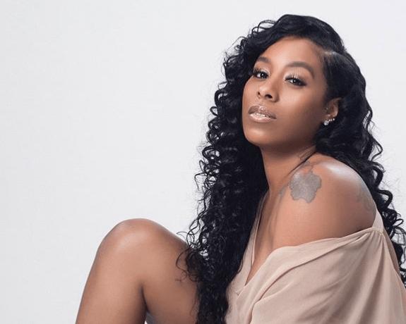 Tiffany Campbell Love And Hip Hop Hollywood