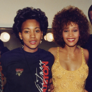 Robyn Crawford Whitney Houston