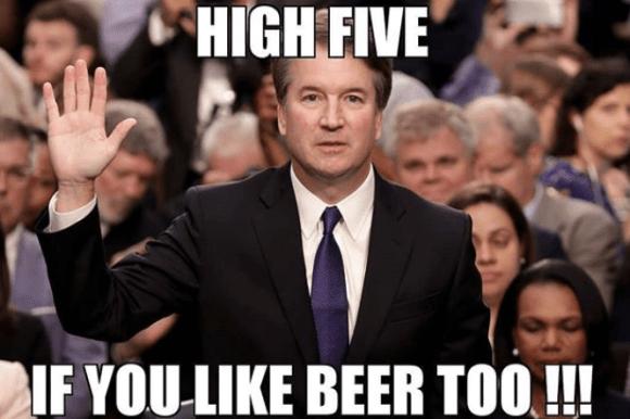 Brett Kavanaugh Memes