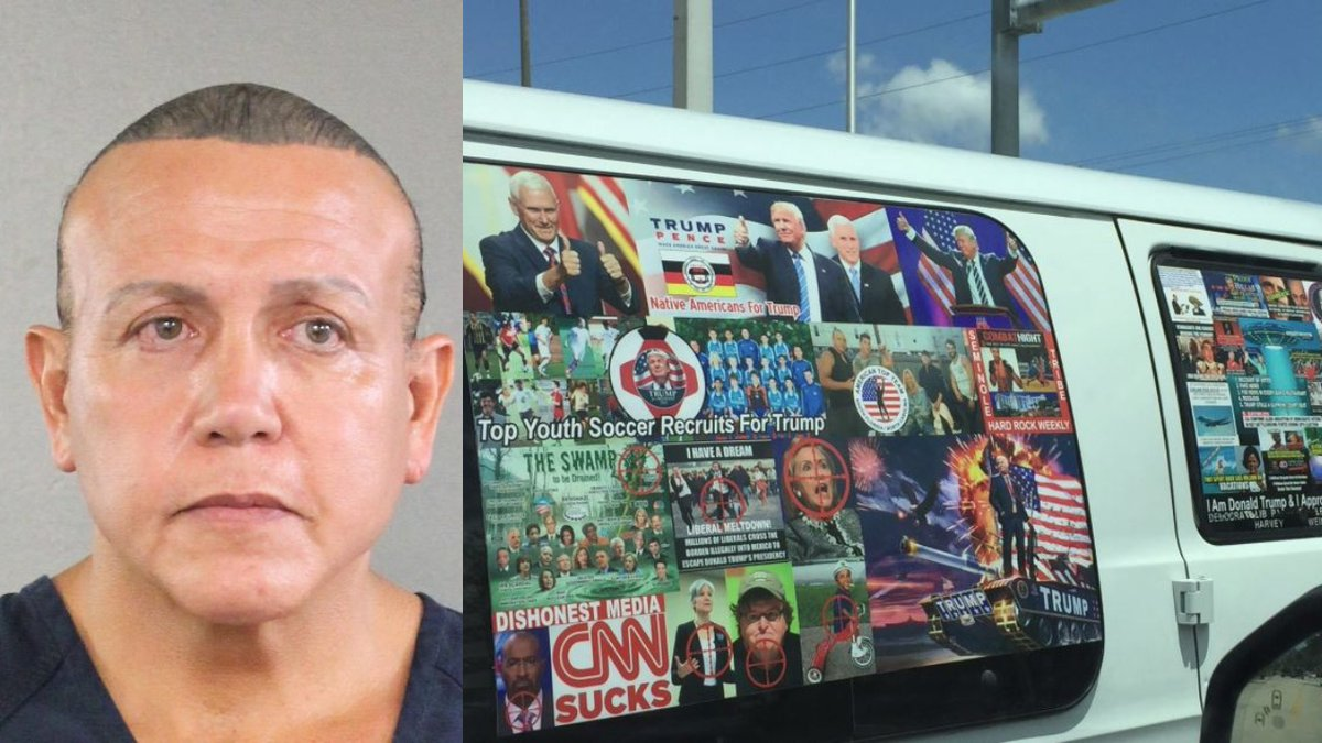 Cesar Sayoc Democrat Or Republican