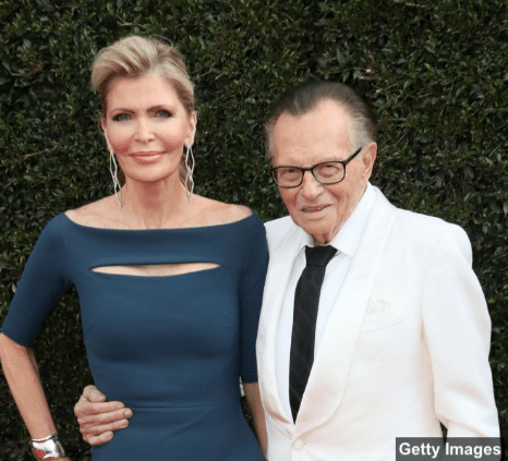 Larry King Wife Shawn King