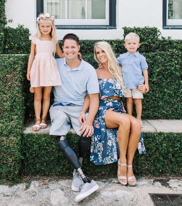 Brian Kolfage Wife Ashley - Empire BBK