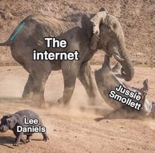 Jussie Smollett Memes
