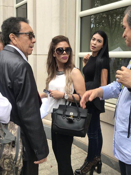 Rosa Isela Guzmán Ortiz, El Chapo's Daughter