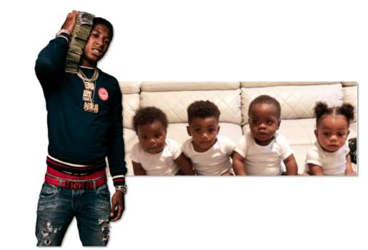 How Many Kids Does NBA YoungBoy Have?