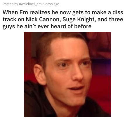 Eminem Vs. Nick Cannon/MGK - cover