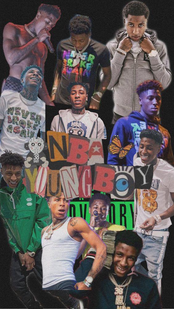 NBA YoungBoy Wallpaper Aesthetic