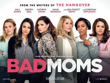De volledige cast van Bad Moms