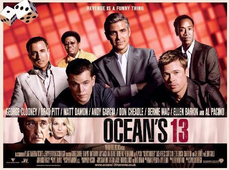 Ocean S Thirteen 2007 Mobile Movie Man