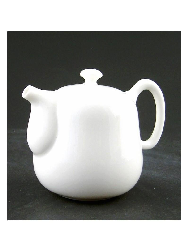 theiere en porcelaine blanche 0 15 l