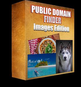 Public Domain Finder - Images Edition