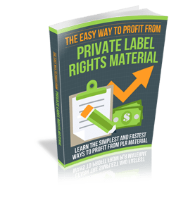 Five Pack Deal : Affiliate Marketing Beginners - The Easy Way to Profit From Private Label Rights Material