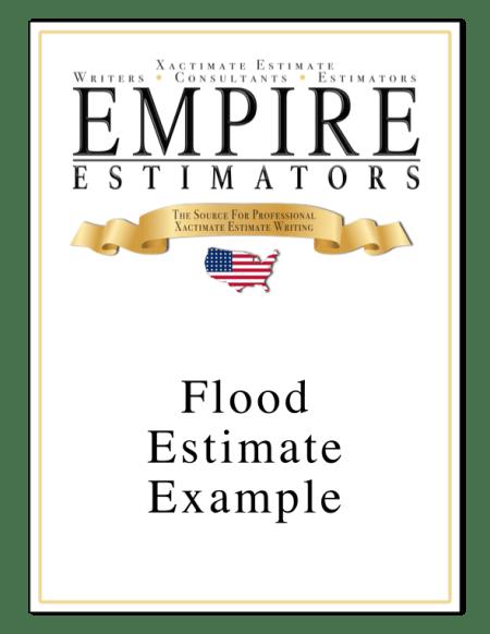Xactimate Estimate Examples