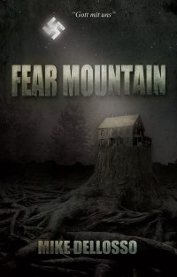 Fear Mountain book cover by Paul Stier
