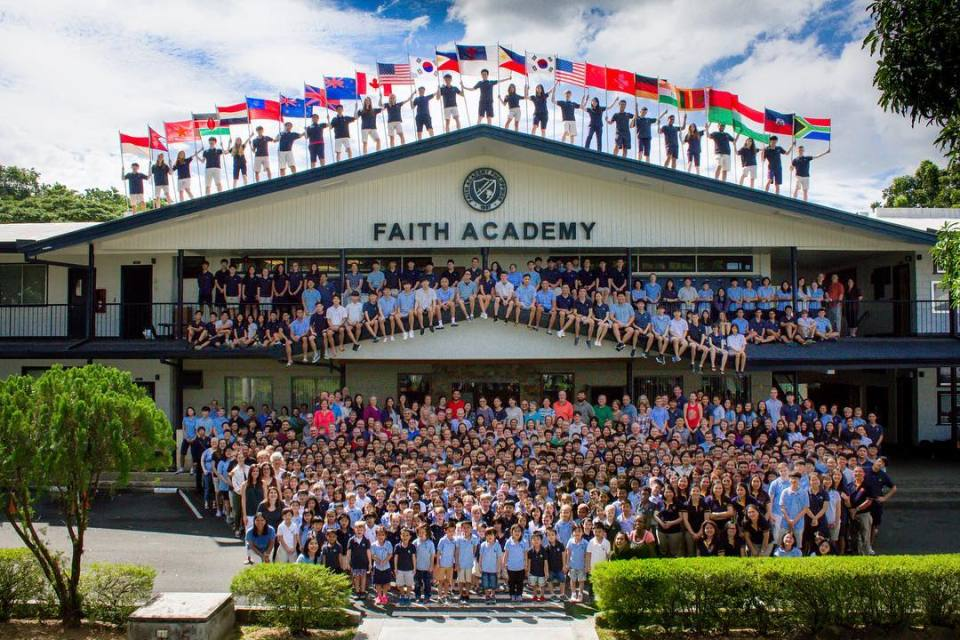 Armed Kidnappers attack Faith Academy