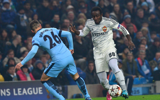 Seydou Doumbia Liverpool transfer update: £15m striker opens contract talks with Russians