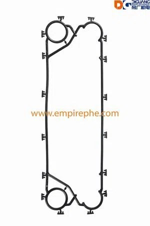 China Semi Welded Plate Heat Exchanger Plate Cassete