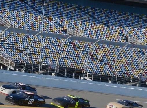 Empire Racing tops speed charts again at Daytona