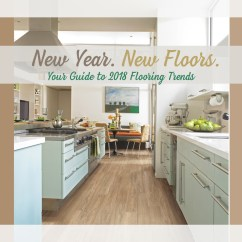 Kitchen Flooring Trends Building Cabinet Doors New Year Looks 2018 Empire Today Blog Your Guide To