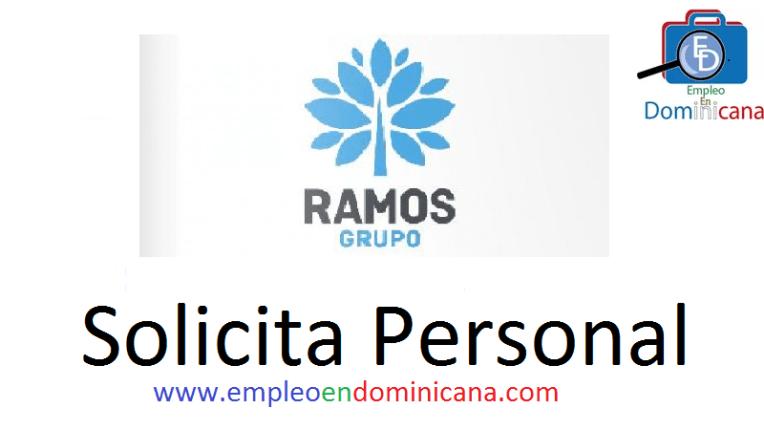 vacantes de empleos disponibles en Grupo Ramos aplica ahora a la vacante de empleo en República Dominicana