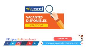 empleos y trabaja con vppersonnel solicita personal de inmediato