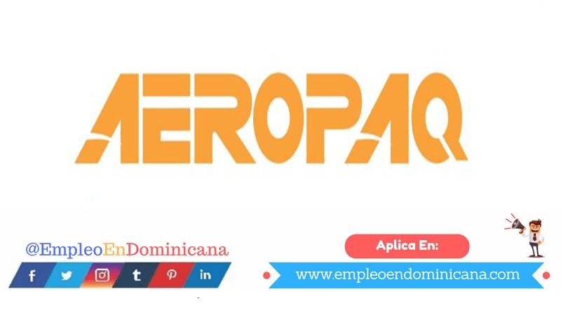 vacantes de empleos disponibles en AEROPAQ aplica ahora a la vacante de empleo en República Dominicana
