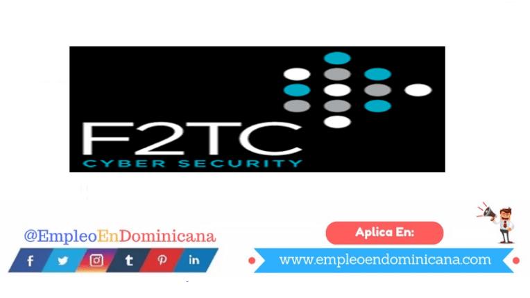 vacantes de empleos disponibles en F2TC aplica ahora a la vacante de empleo en República Dominicana