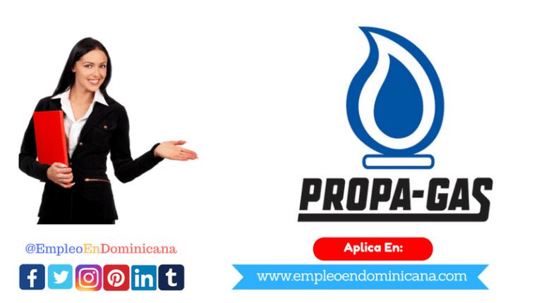 Propagas Dominicana empleos de inmediato