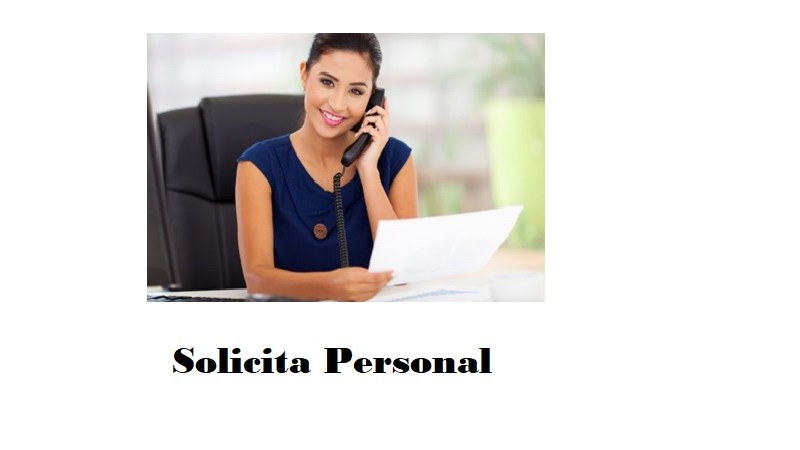 empresa privada solicita personal