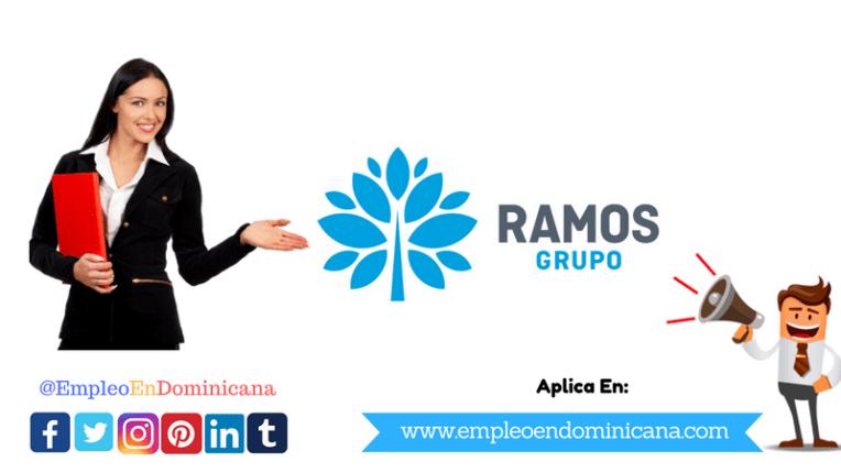 TRABAJO DISPONIBLE EN GRUPO RAMOS envia tu curriculum