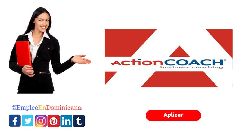 vacante para Director de Logística en actioncoach en Santiago república dominicana