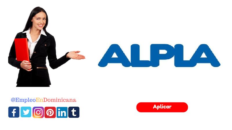 vacantes de empleos disponibles en ALPLA GROUP aplica ahora a la vacante de empleo en República Dominicana
