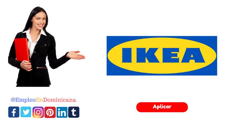 Nueva vacante de trabajo en IKEA Santo Domingo