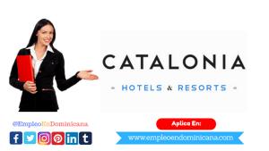 Catalonia Hotels trabajo como chef aplica a tu empleo 2019