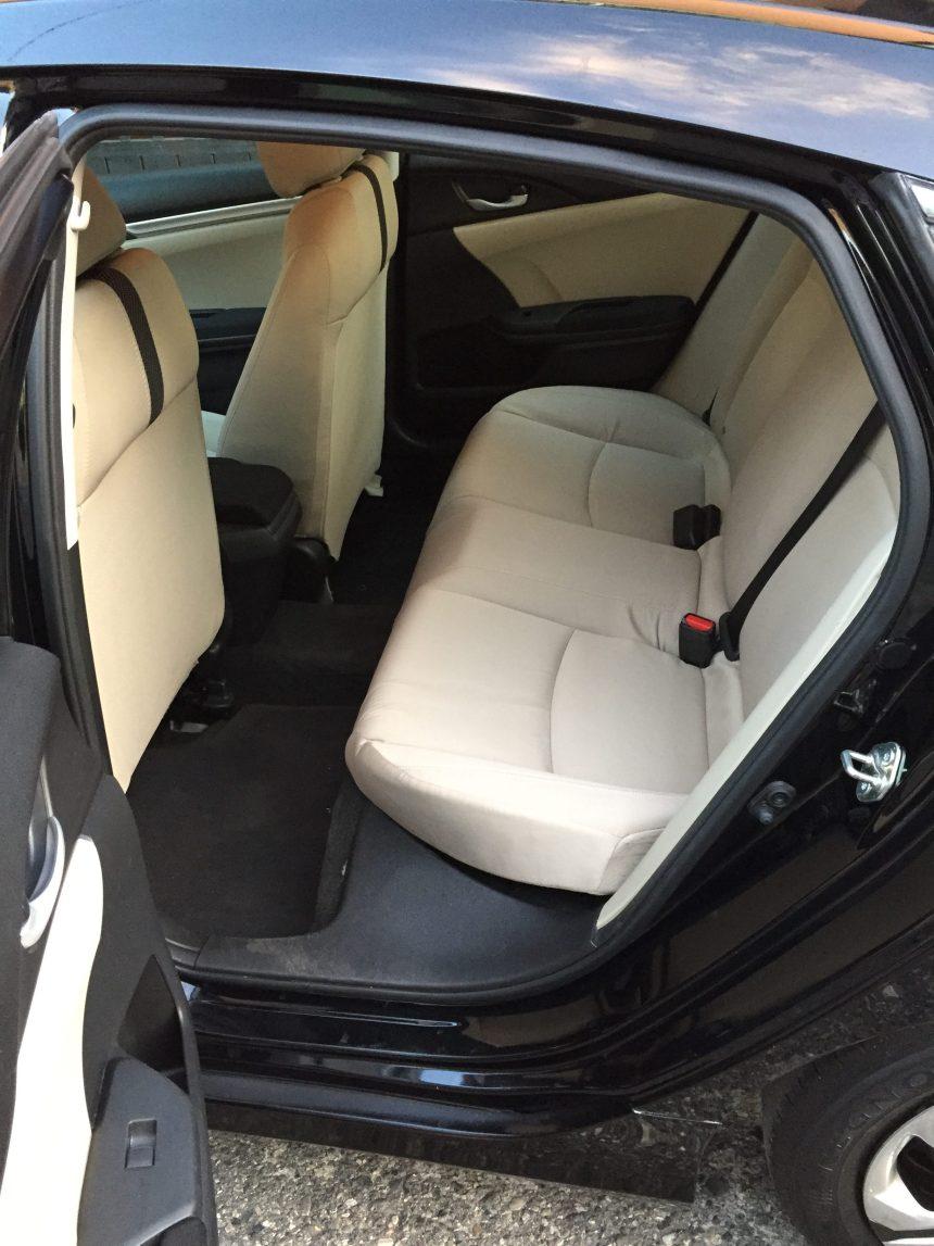 Honda civic 2016 con interior perfecto