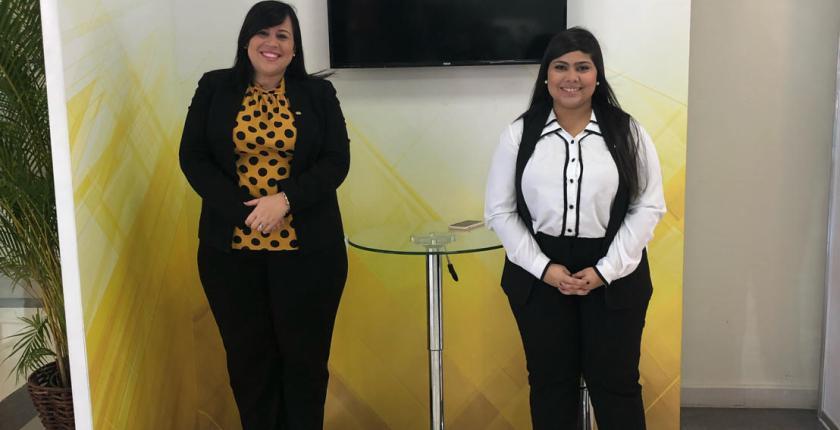Feria de empleo PUCMM 2019 Banco Caribe